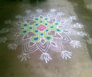 Rangoli: Navrathri Special - VII