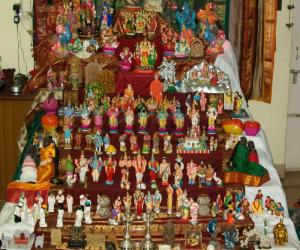 Bomma Golu October 2010