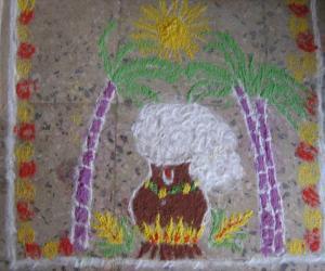 Pongal Kolam 2011