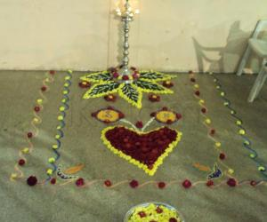 Rangoli: Pookalam