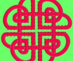 Celtic Hearts knot