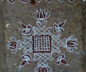 Rangoli: Daily Kolam-1