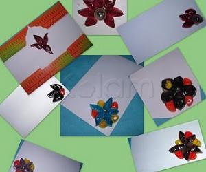 quilling envelops (q.kolam)