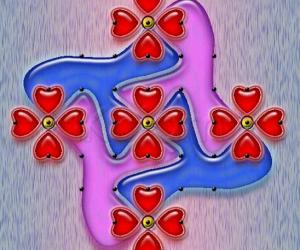Valentine Kolam