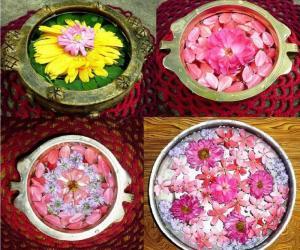 Flower Collage - 2