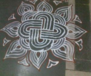 Aadi 3rd Velli Padi Kolam