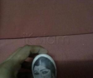 Rangoli: Egg shell painting -Guess-6