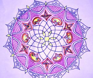 Basic Design Kolam