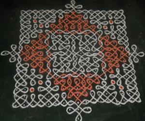 Sikku Kolam - 99