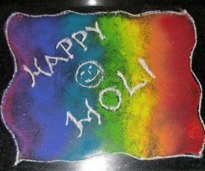 Rangoli: Festival of colors