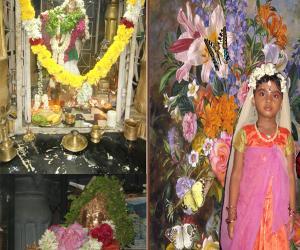Rangoli: Krishna Jayanthi 2011