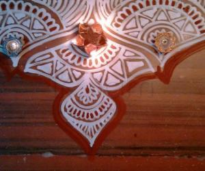Rangoli: Karthigai 2010
