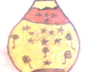 Rangoli: Rishi's Painting