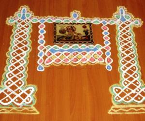 Rangoli: Krishna Janmastami Special