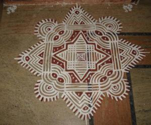 Maa Kolam