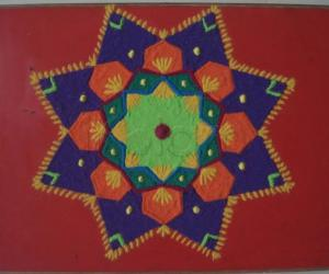 Rangoli: Basic Designs