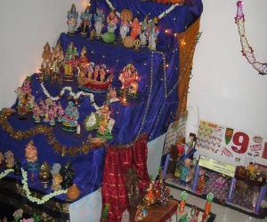 KOLU - Part-1-Steps, Rajasthani Drama & Aachi Maaligai