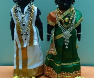 Marapachi doll decoration contest 2018