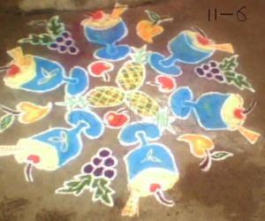Rangoli: Rangoli designs