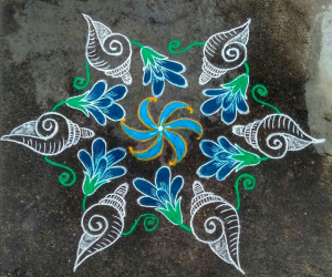 Rangoli: Purataasi Saturday