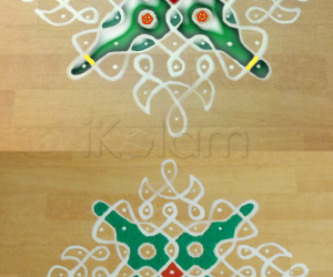 Rangoli: Champagne for celebration!