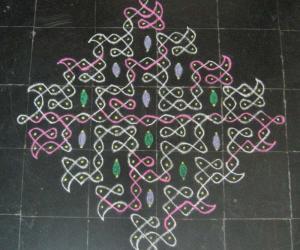 Rangoli: Rajam's puzzle