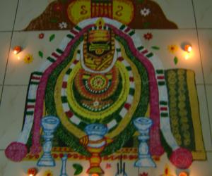 MAHASHIVARATHRI KOLAM