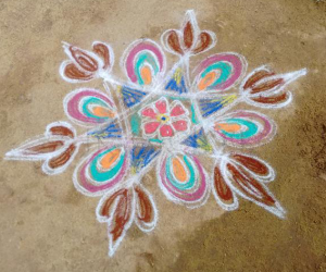 Rangoli: friday fantastic