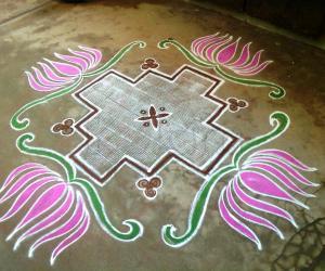 Rangoli: Thai Velli -IV