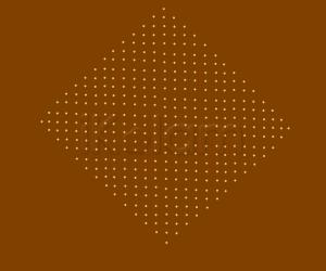 Dot grid for Margazhi Contest