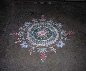 Margazhi Kolam