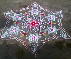 Rangoli: Margazhi Utsavam - 5
