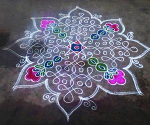 Rangoli: Margazhi Utsavam - 20
