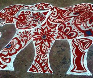 Rangoli: Margazhi Utsavam Day-13