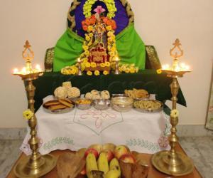 Rangoli: Happy ShriKrishna Janmashtami