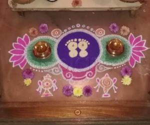 DeepavaLi - Lakshmi Pooje