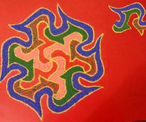 Rangoli: Rajammaji's Puzzle - 2 (previous one)