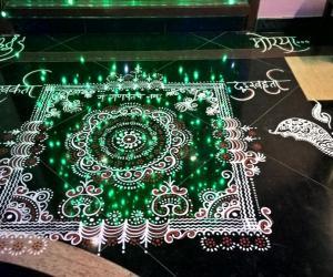 Rangoli: 2017-Ganesh Chaturthi- Lobby-1-1