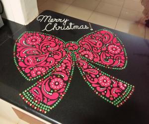 Rangoli: 2017-Christmas-1