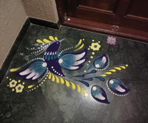 Rangoli: 2017-Diwali-1