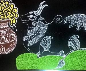 Rangoli: 2017-Pongal