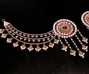 2018-  Bahubali earrings for the Goddess-3
