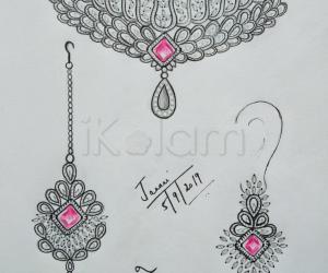 2019- Radha Ashtami- Jewellery