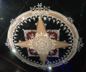 2014-  Diwali- Lobby