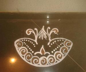 Rangoli: Home basic kolams-3