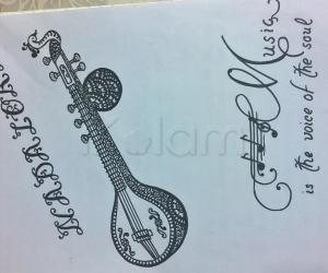 Rangoli: 2017-Music Class banner for workshop