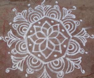 Rangoli: Daily Kolam