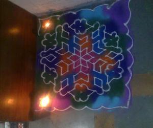 Colourful rangoli-13-7