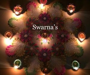 Diwali 2018 rangoli
