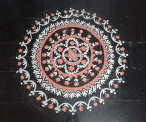 Rangoli: Mandala